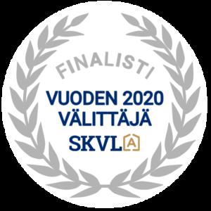 Finalisti välittäjä Logo 2020